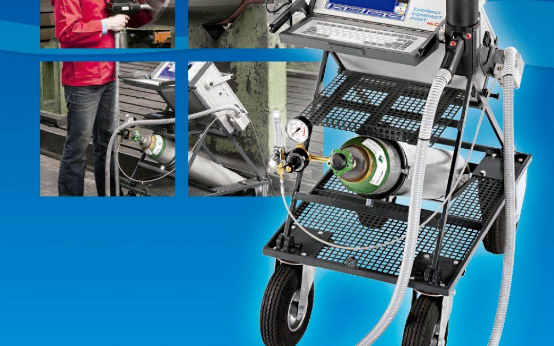 Quantometro Portabile OES Belec Compact Port HLC Usato e ricondizionato